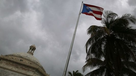 Puerto Rico requests form of bankruptcy protection.