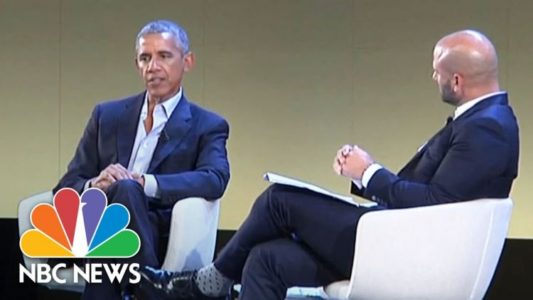 Obama: Mark of Good Leader Is Ability to Empower Other People …(Democrats Lost 1,000 Seats under Obama)