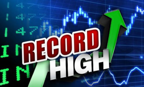 DOW Sets Another New All Time Record High This Morning – Up Over 21% Since the November Election!