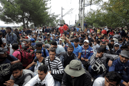 Report: 60% of Refugees to US in Last Month Came from Terror-Prone Countries