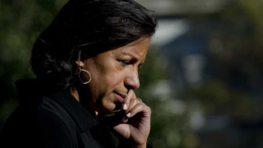 STUNNING => Susan Rice Ordered NSC Officials To 'STAND DOWN' Amid Russian Hacking Fears.