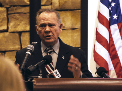 EXCLUSIVE – Mother of Roy Moore Accuser Contradicts Key Detail of Daughter's Sexual Misconduct Story