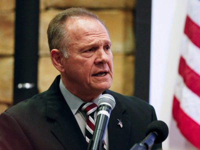 Exclusive — Judge Roy Moore Announces Plans to Sue Washington Post: 'We Expect the People of Alabama to See Through This Charade'