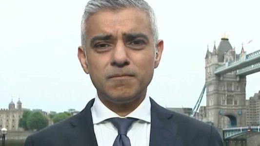 Trump Tweetstorm After London Terror Attack Angers Leftists. They Should Be Angry At London's Incompetent Mayor.