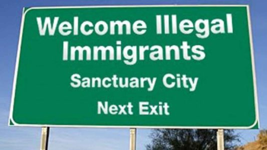 Sanctuary Cities and States Have Seceded from the Union.