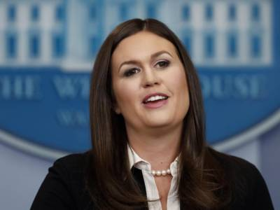 Must-See Moments: Sarah Huckabee Sanders Addresses the Media's Double Standard.