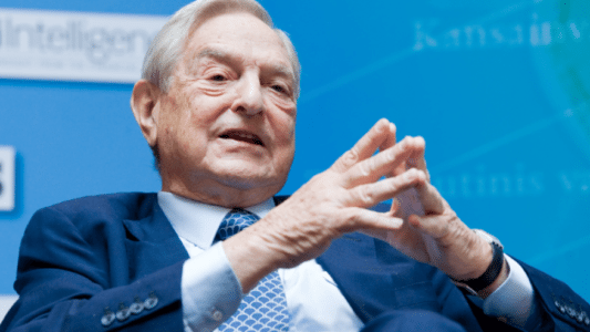 'Unbiased' WaPo Reporter Uncovered as Soros Operative to 'Advance Progressive Agenda'