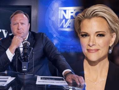 Megyn Kelly and NBC News Do Hit Job on Alex Jones and Trump