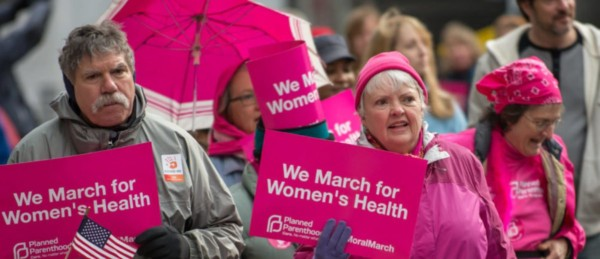 The Government Is One Step Closer To Defunding Planned Parenthood.