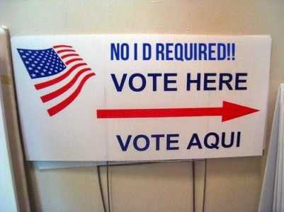Democrats Announce Plan to Protect US Elections: Does Not include Voter ID, Includes Move to Soros-Linked Voting Machines.