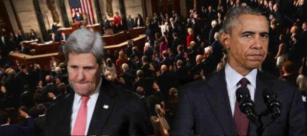 Congress rebuffs Obama and Kerry for abandoning American Policy on Israel