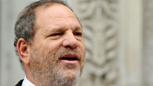 Hollywood Elitists Go Silent on Serial Sex Predator Weinstein