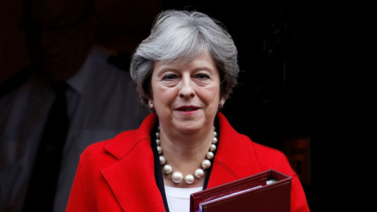 Islamist suicide plot to assassinate Prime Minister Theresa May foiled.