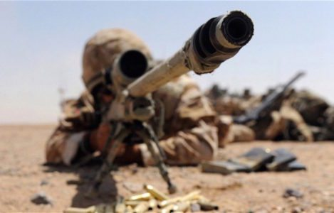 Sniper sets INCREDIBLE new record in the fight against ISIS