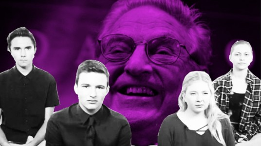 "Soros-Linked Organizers of ""Women's March"" Selected Anti-Trump Kids to Be Face of Parkland Tragedy – And Excluded Pro-Trump Kids"