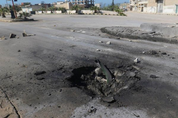 U.S. Launches Missiles at Syrian Base After Chemical Weapons Attack