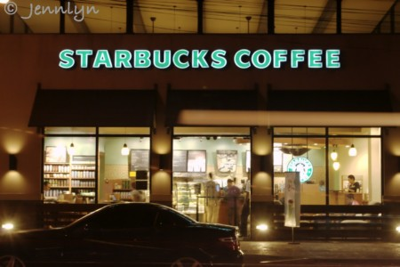 Starbucks, and all those staged events and phony outrage.