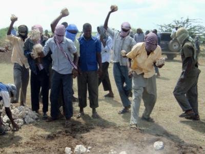 Muslim Mob Stones Three Christians to Death in Kenya.