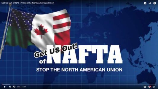 NAFTA Renegotiation – Why We Must Withdraw!