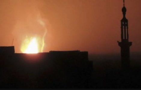 BREAKING: Israel STRIKES