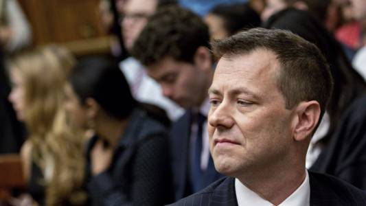 WHOA: Disgraced FBI Official Peter Strzok Grew Up In Iran & His Father Supported The 1979 Iranian Revolution