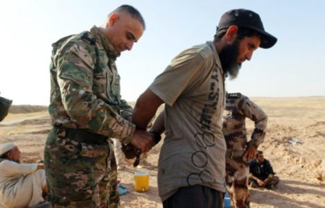 It's over: HUNDREDS of ISIS fighters surrender en masse