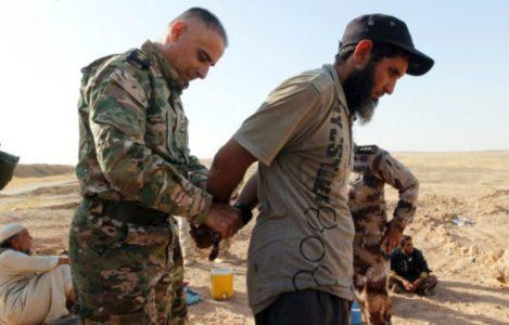 It's over: HUNDREDS of ISIS fighters surrender en masse