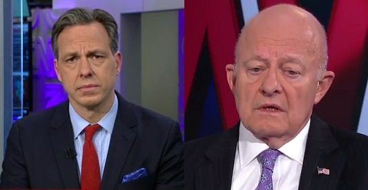 "Whoopsie: James Clapper States ""Clinton-Steele Dossier"" Was Used for FISA Surveillance ""Extension""…"