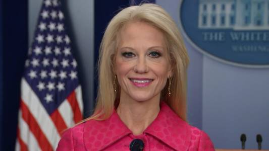 EXCLUSIVE: Kellyanne Conway Talks '500 Days Of American Greatness'