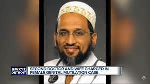 Two Members Of Detroit Mosque Arrested For Performing Female Genital Mutilation.