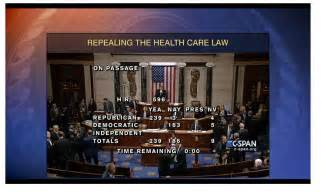 Obamacare Smashed: House Passes Repeal Bill.