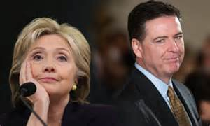 Report: Comey's Brother Works for the Law Firm That Handles Clinton Foundation's Taxes