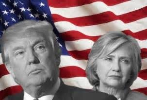 After 7 Months of Non-Stop Media Attacks Trump STILL has Higher Approval Rating than Hillary Clinton