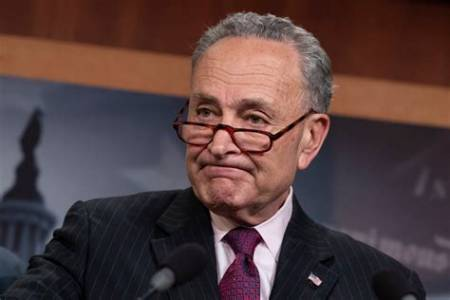 This Is How Desperate Chuck Schumer Is To Stop The Kavanaugh Nomination.