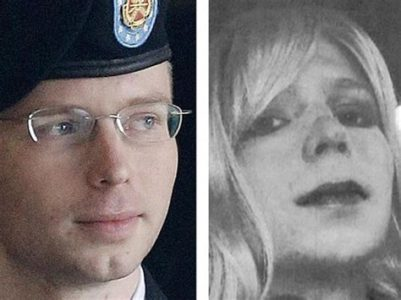 Traitor Chelsea Manning Files For Senate Run in Maryland.
