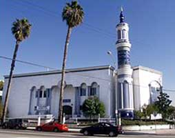 The King Fahd Mosque in Culver City.