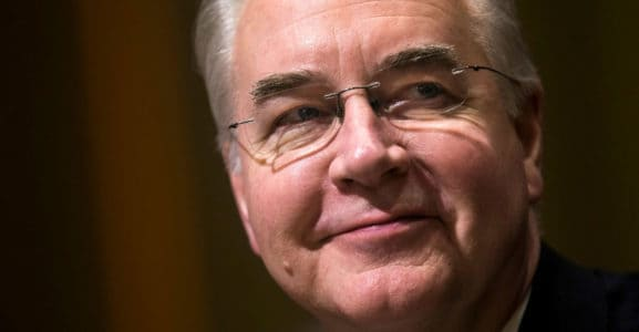Tom Price Clears Senate, Ready to Dismantle Obamacare as HHS Chief.