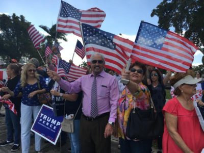 STAND WITH OUR PATRIOTS ON VETERANS DAY – MIAMI FLORIDA – NOV. 11TH, 2017