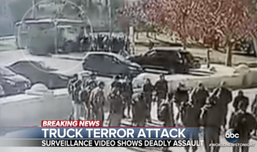 Liberal Media Cover Palestinian Truck Attack, Blame Variety of Factors
