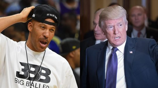 President Trump Blasts Father of Recently Released UCLA Player for Being Unappreciative of His Help in Gaining Son's Release.