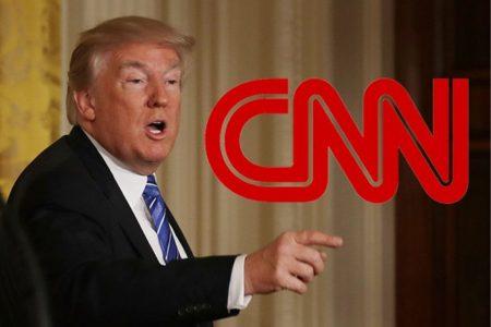 CNN Condemns Trump Wrestling Tweet – But Parent Company Sponsored Trump Assassination Play