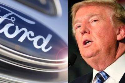 Trump Effect: Ford Cancels $1.6 Billion Mexican Plant