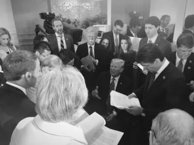 President Trump Proposes ZERO Tariffs, ZERO Barriers, and ZERO Subsidies at G7 Summit (VIDEO)