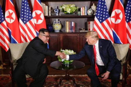 Here's What Trump-Kim Jong Un Agreed Upon At Summit.