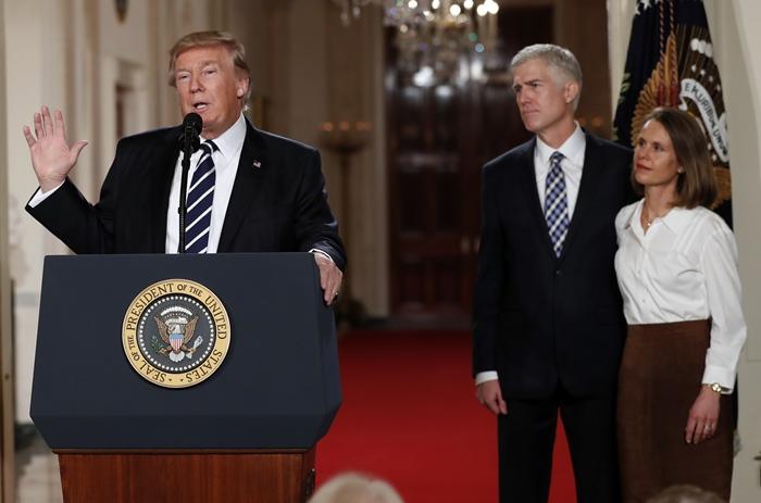 Trump Picks Neil Gorsuch to Replace Antonin Scalia on Supreme Court