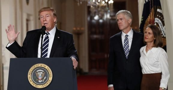 Trump Picks Neil Gorsuch to Replace Antonin Scalia on Supreme Court