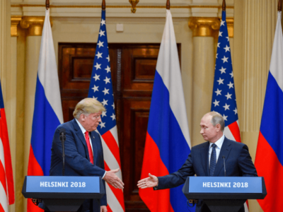Nolte: Helsinki Is One of Trump's Finest Moments.