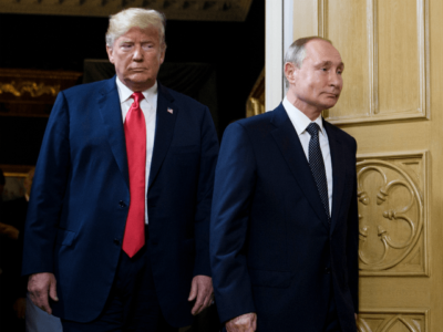 Trump and Putin Meet for 1-on-1 Discussion on Trade, Military, Missiles, Nuclear, and China