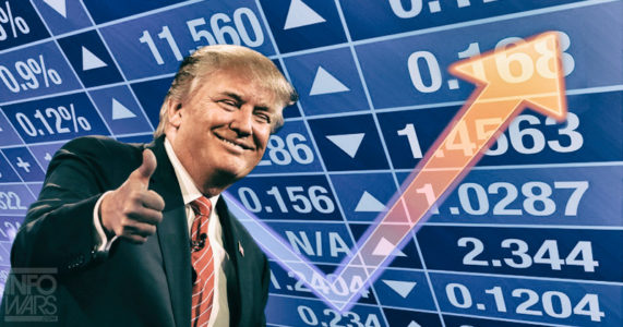 The U.S. Economy Continues to Improve under President Trump.