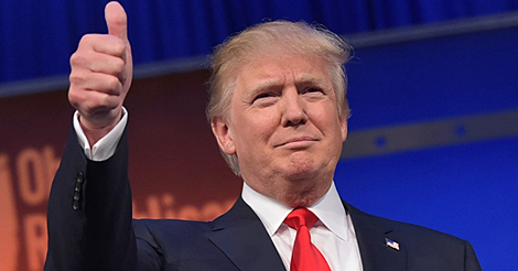 Top Ten Reasons to Celebrate Trump's First Year.